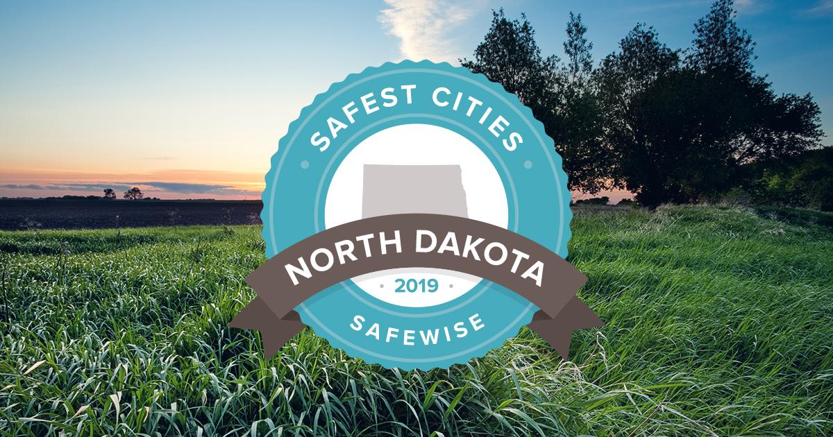 North Dakota's 10 Safest Cities