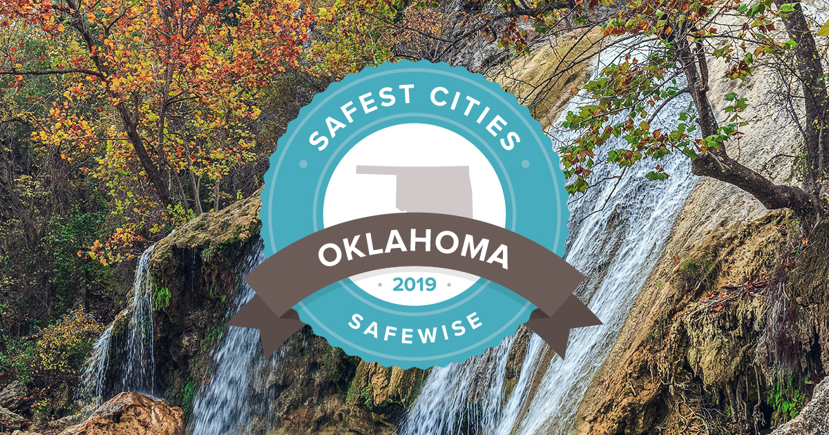 Oklahoma's Safest Cities