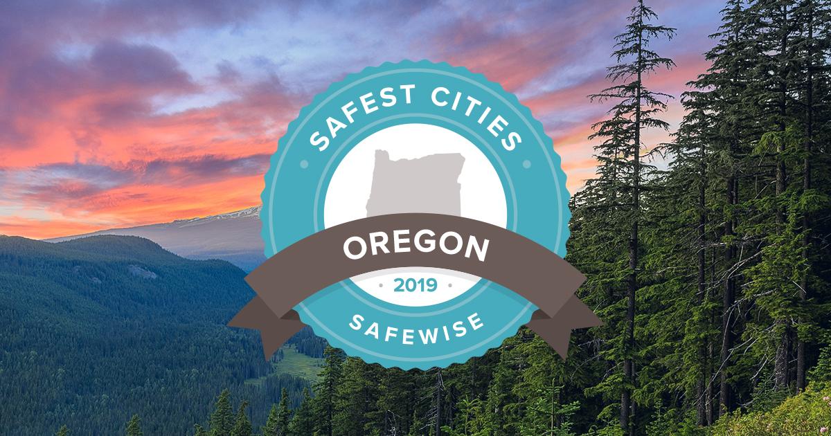 Oregon's Safest Cities