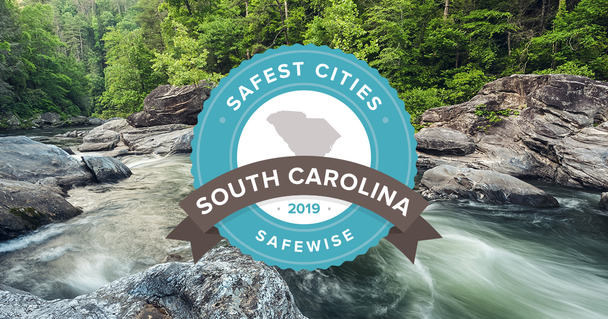 South Carolina's Safest Cities