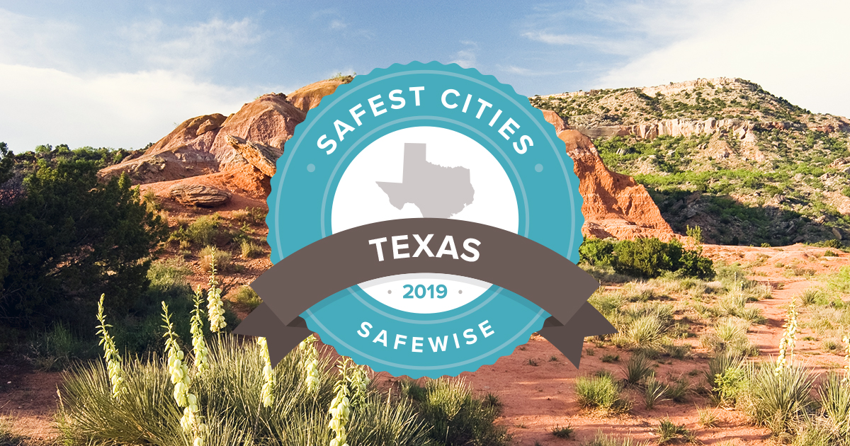 Texas's Safest Cities