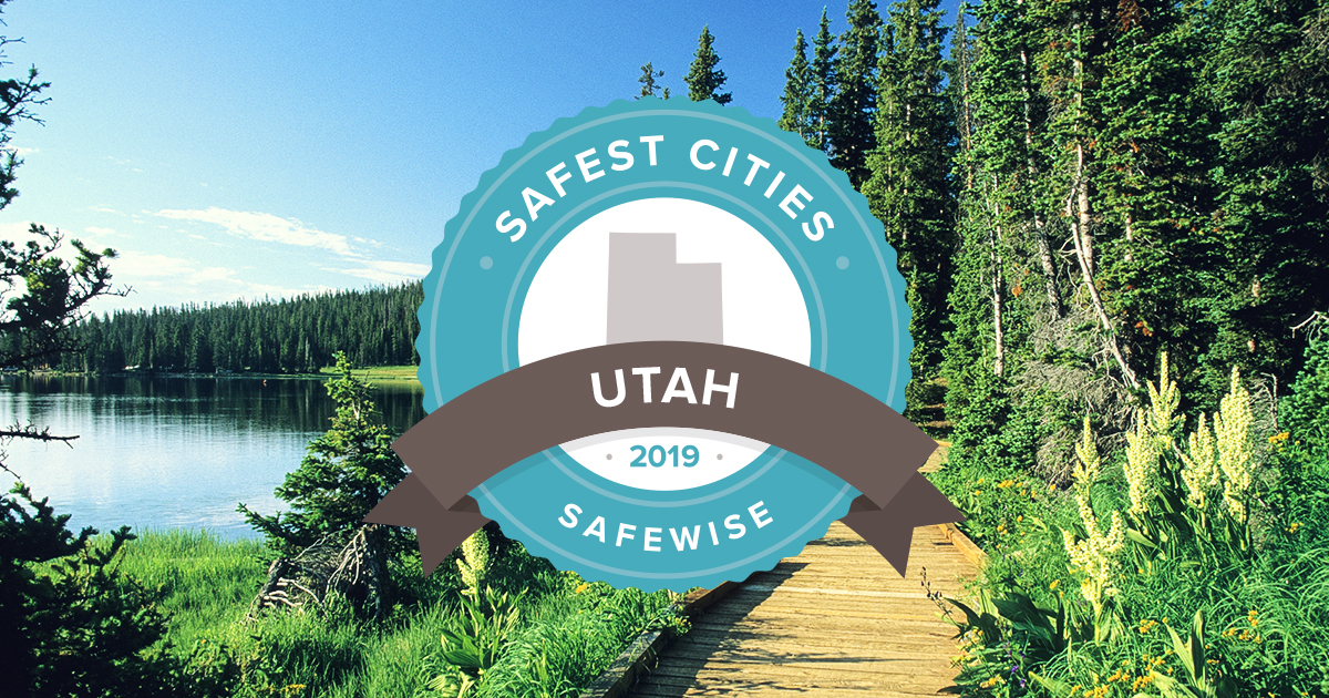 Utah's Safest Cities