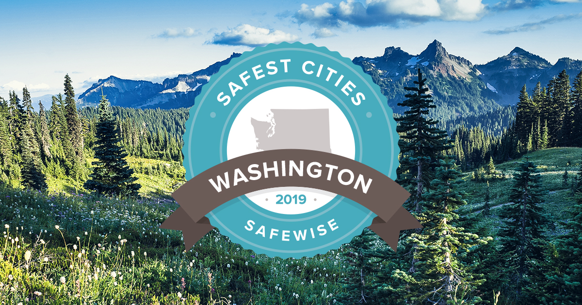 Washington's Safest Cities
