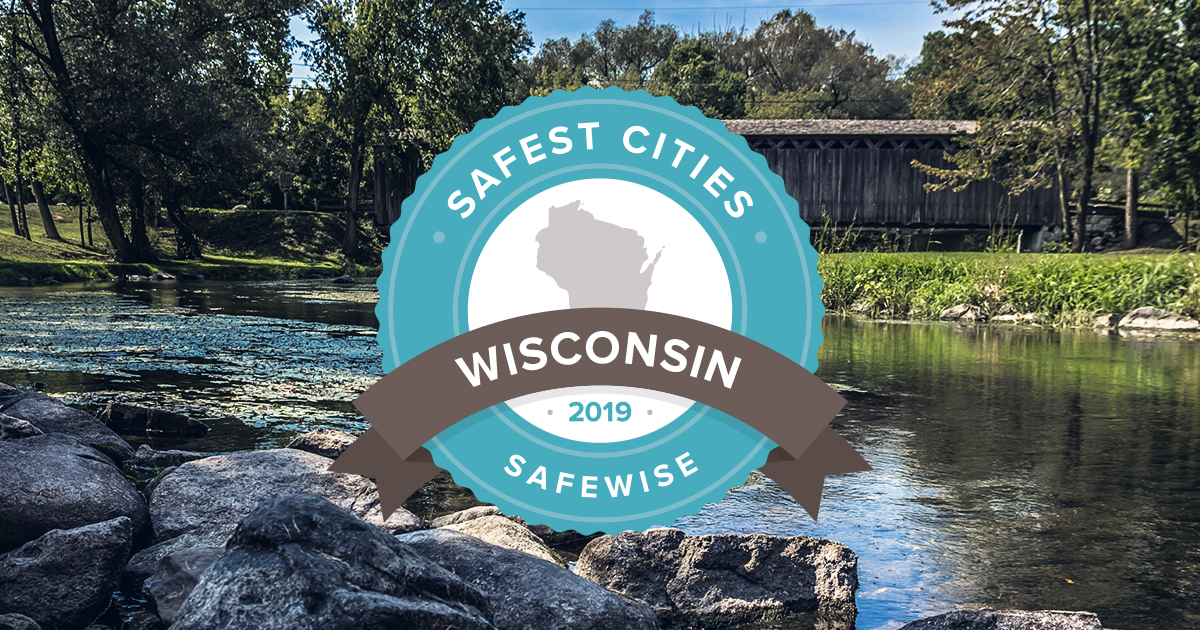 Wisconsin's Safest Cities
