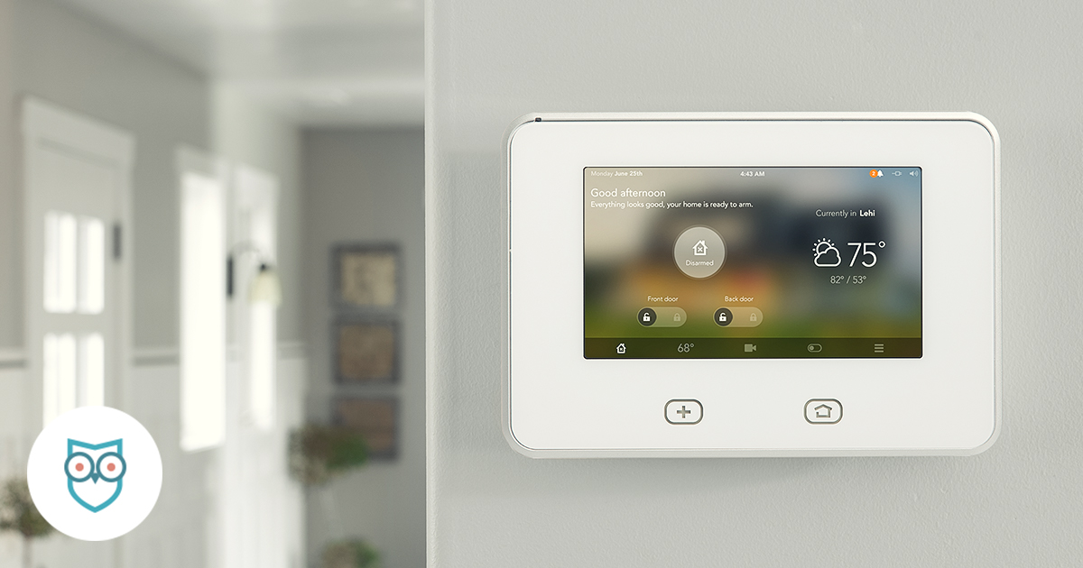 A Comparison Of 5 Top Home Security Control Panels Safewise