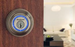 kwikset electronic door lock
