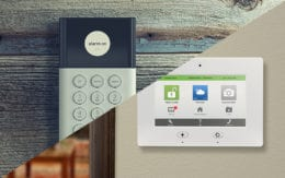 simplisafe vs. frontpoint home security