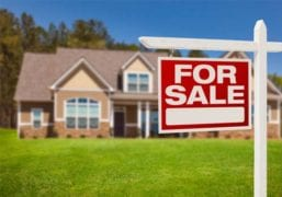 Protect your empty home for sale