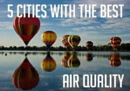 Cities with the Best Air Quality
