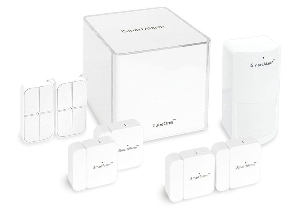iSmartAlarm deluxe package