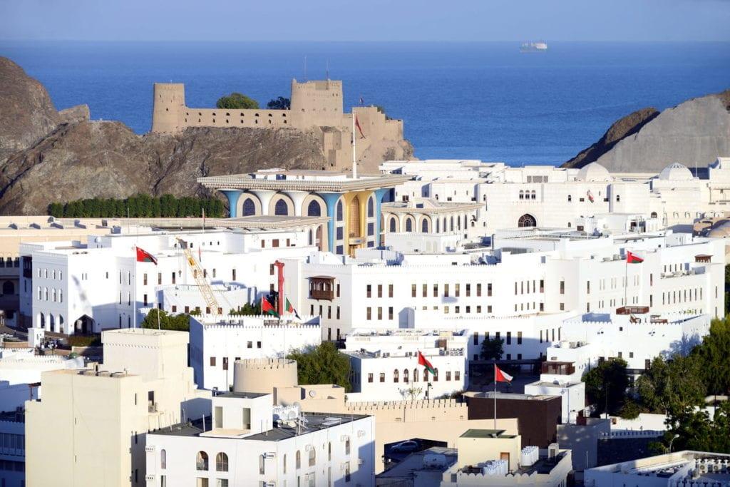 capital of Oman