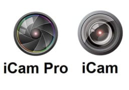 iCAm for home security