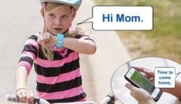 Kidsport GPS band