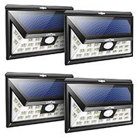 Litom 24 LED Solar Lights