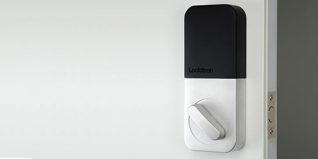 Lockitron is a great gadget for Airbnb hosts to protect their home