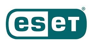 logo of Eset 32 antivirus