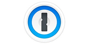 1Password Password Manager Logo