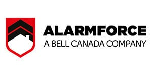 logo of AlarmForce Home Security