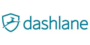 logo of Dashlane password manager