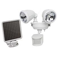 MAXSA Innovations Dual Head Security Spotlight