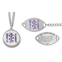 medicalalert ID jewelry
