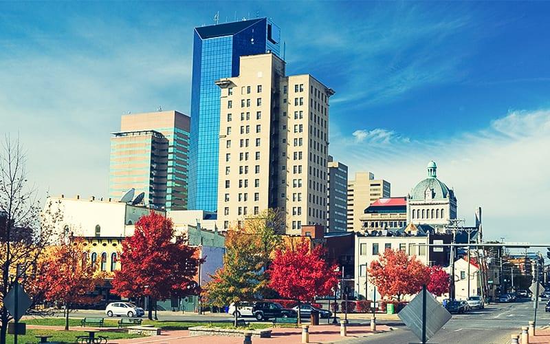 photo of Lexington Kentucky