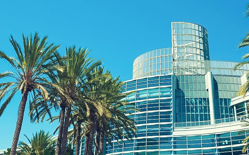 scenic photo of Anaheim California