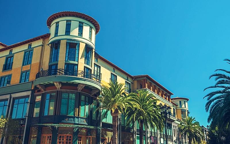 scenic photo of San Jose