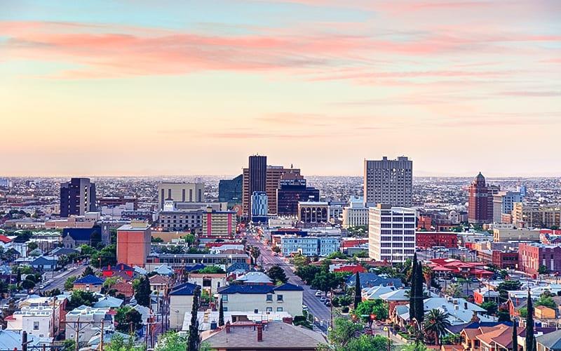 scenic photo of El Paso