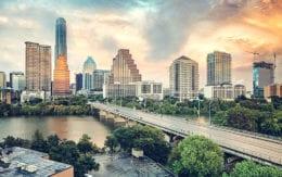 scenic photo of Austin Texas