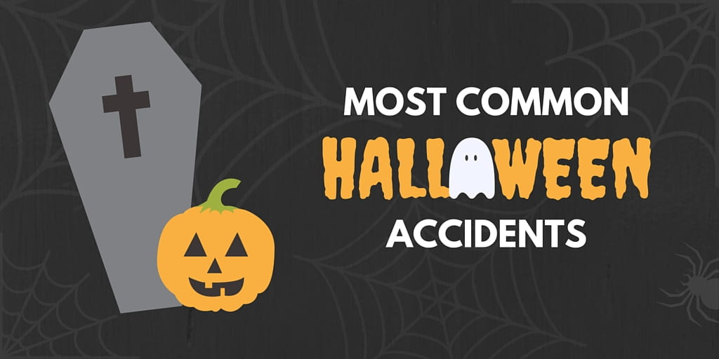 Most Common Halloween Accidents