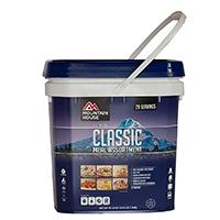 mountain home classic bucket
