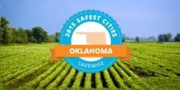 Safest Cities in Oklahoma 2015