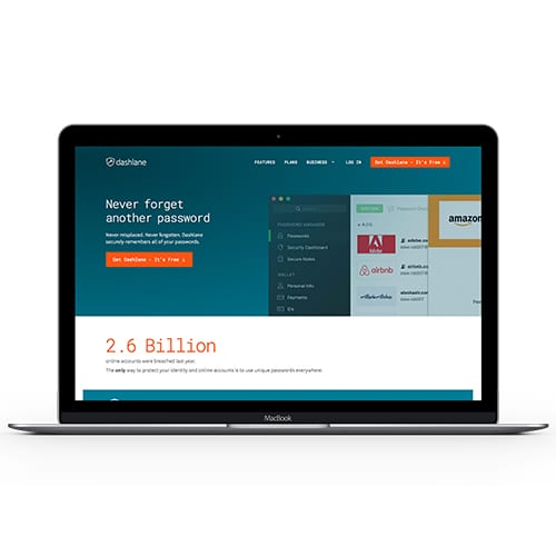 product image of Dashlane