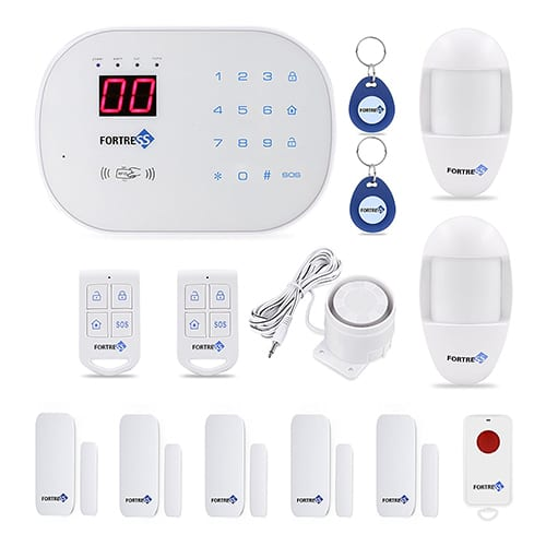 product image of fortress security alarm system