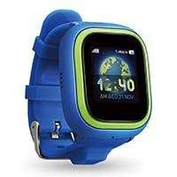 blue green watch