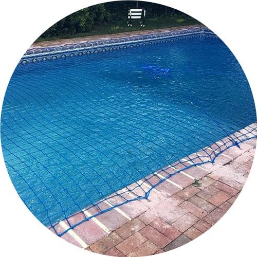 Water Warden WWN1530 Pool Safety Net for Pools Up to 15 by 30-Feet
