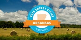 Safest Cities Arkansas 2015