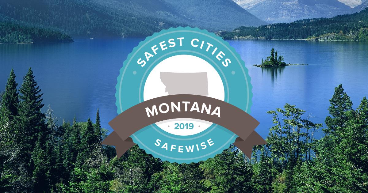 Montana's Safest Cities