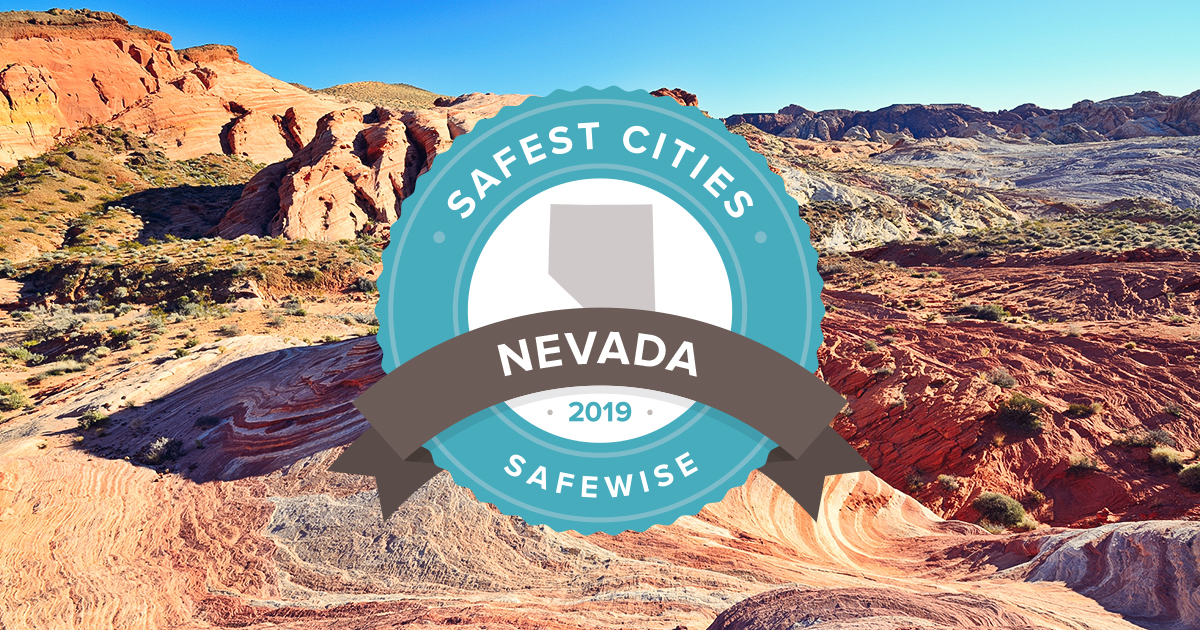 Nevada's Safest Cities