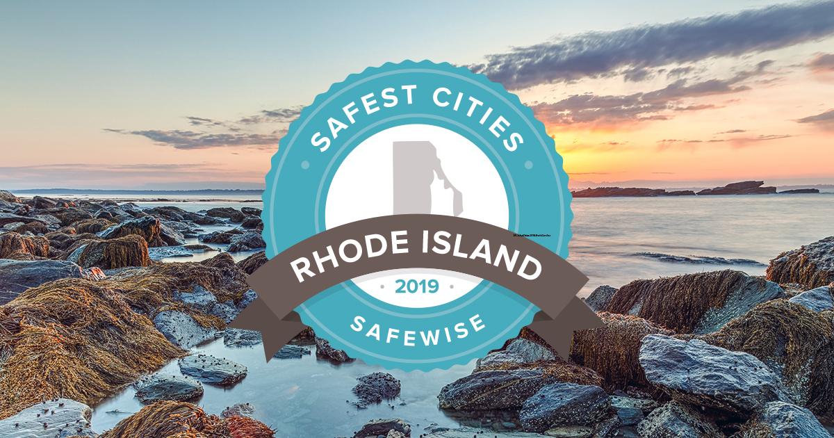 Rhode Island's Safest Cities