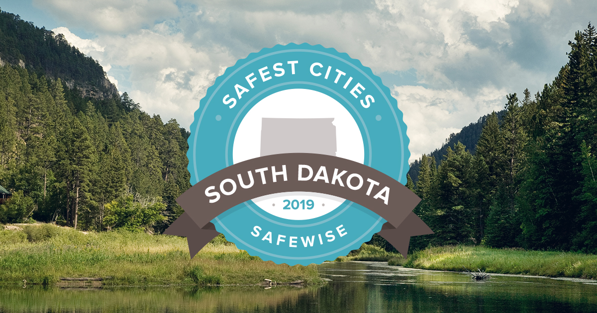 Safest Cities in South Dakota