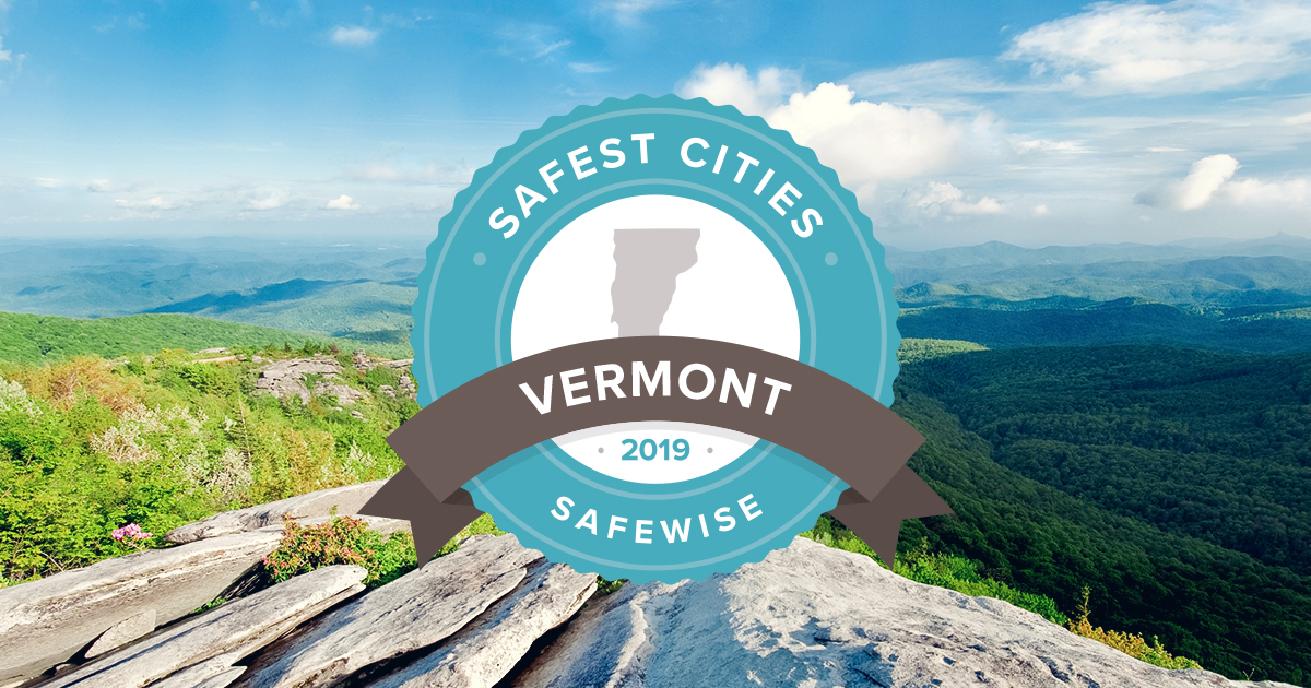 Vermont's Safest Cities