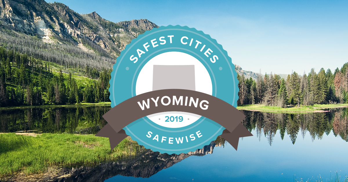 Wyoming's Safest Cities