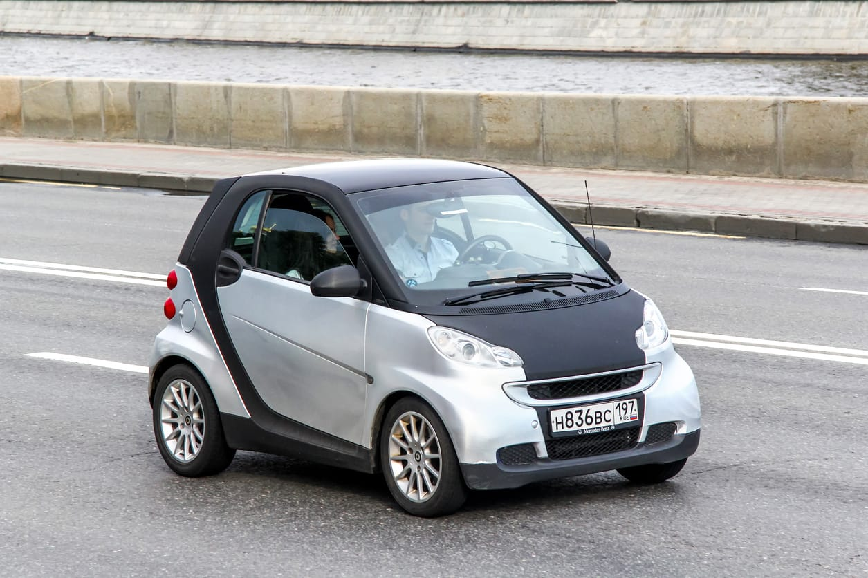 Smart Car Safety Ratings