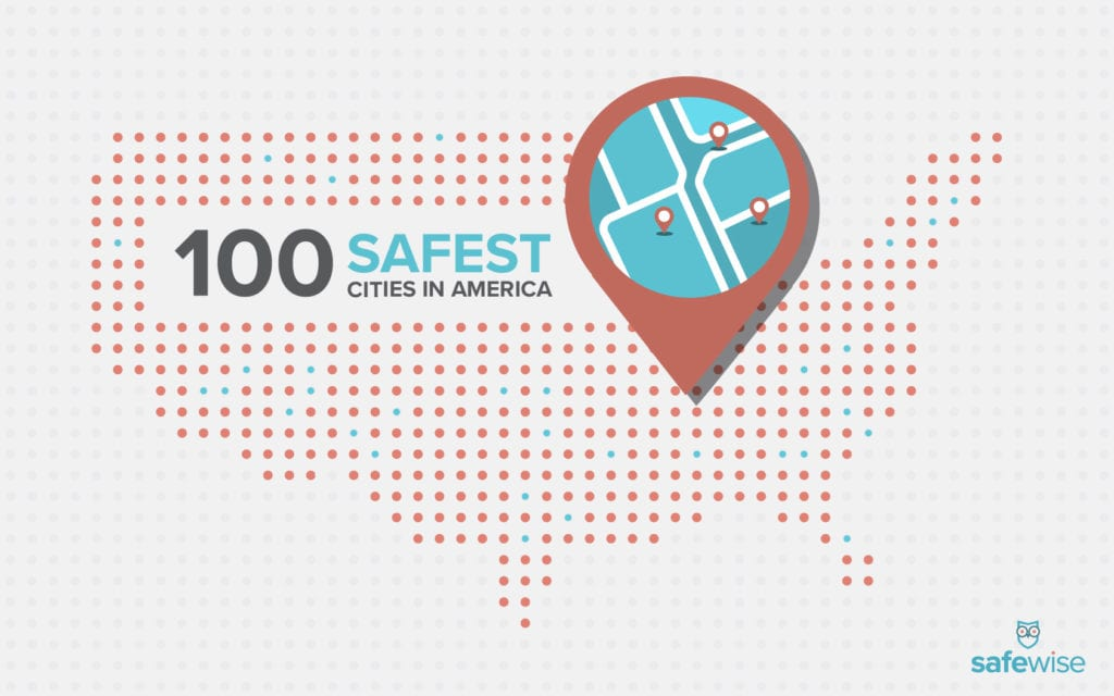100 Safest Cities In America 2019 Safewise
