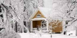 Winterize the exterior of your home