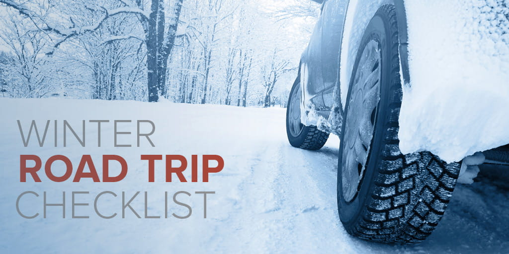 Winter Roadtrip Safety Checklist