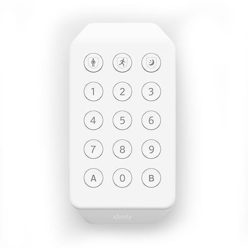 Xfinity wireless keypad